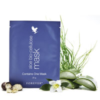 Aloe bio-cellulose mask Forever