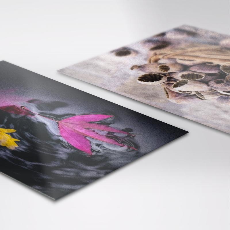 Печать фото на сатиновой бумаге