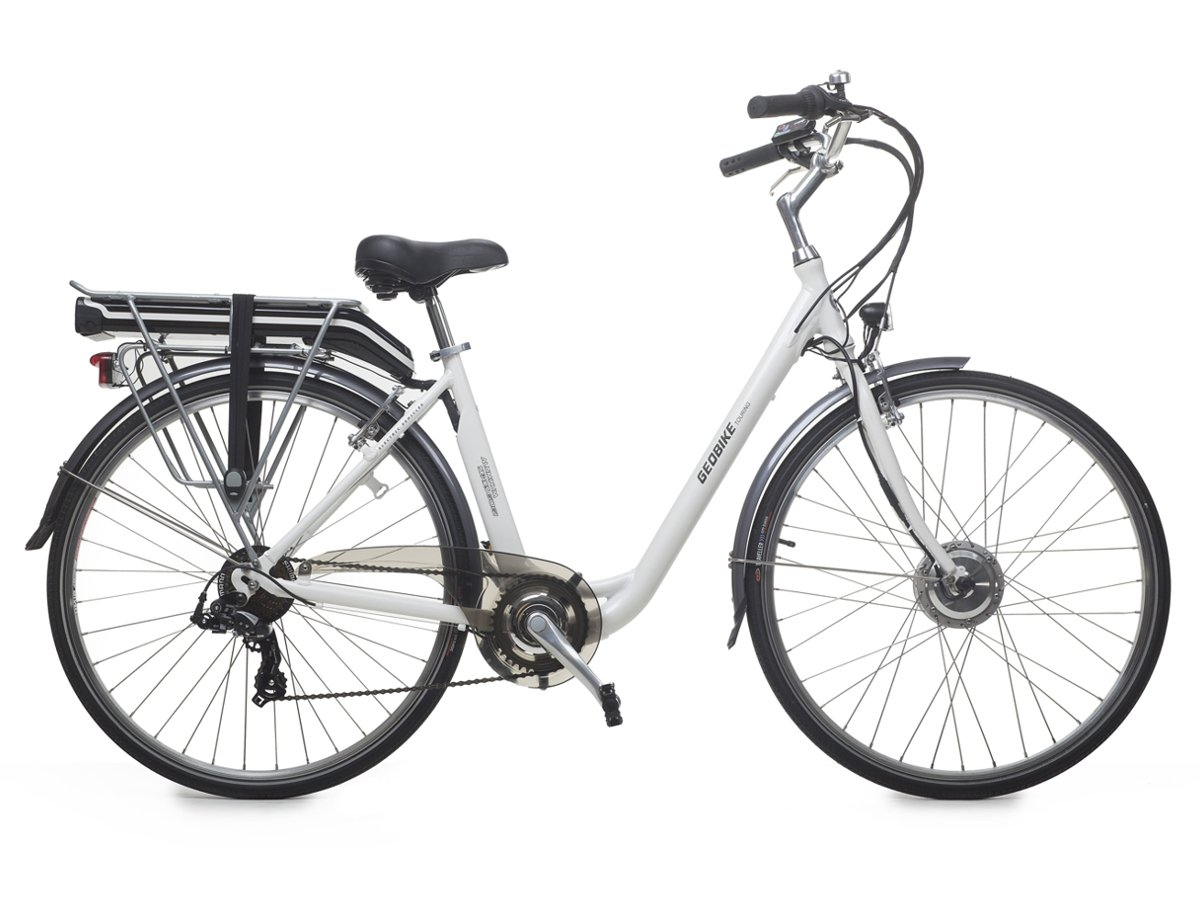 Electric City Bicycle Geobike Touring