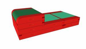 Vaulting Kit Pro 2-modulo