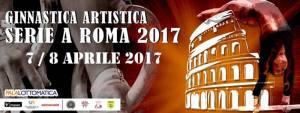 Ginnastica Artistica - Seria A Roma