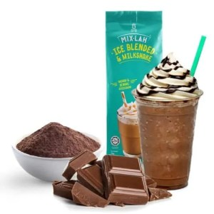chocolate ice blended