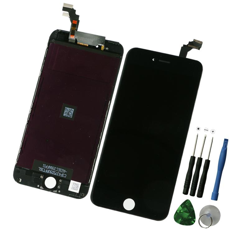 afficheur ecran tactile pour apple iphone 6 plus noir