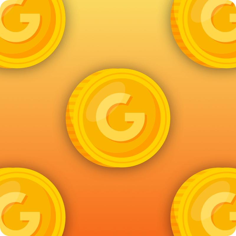 2500 GoCoins 1