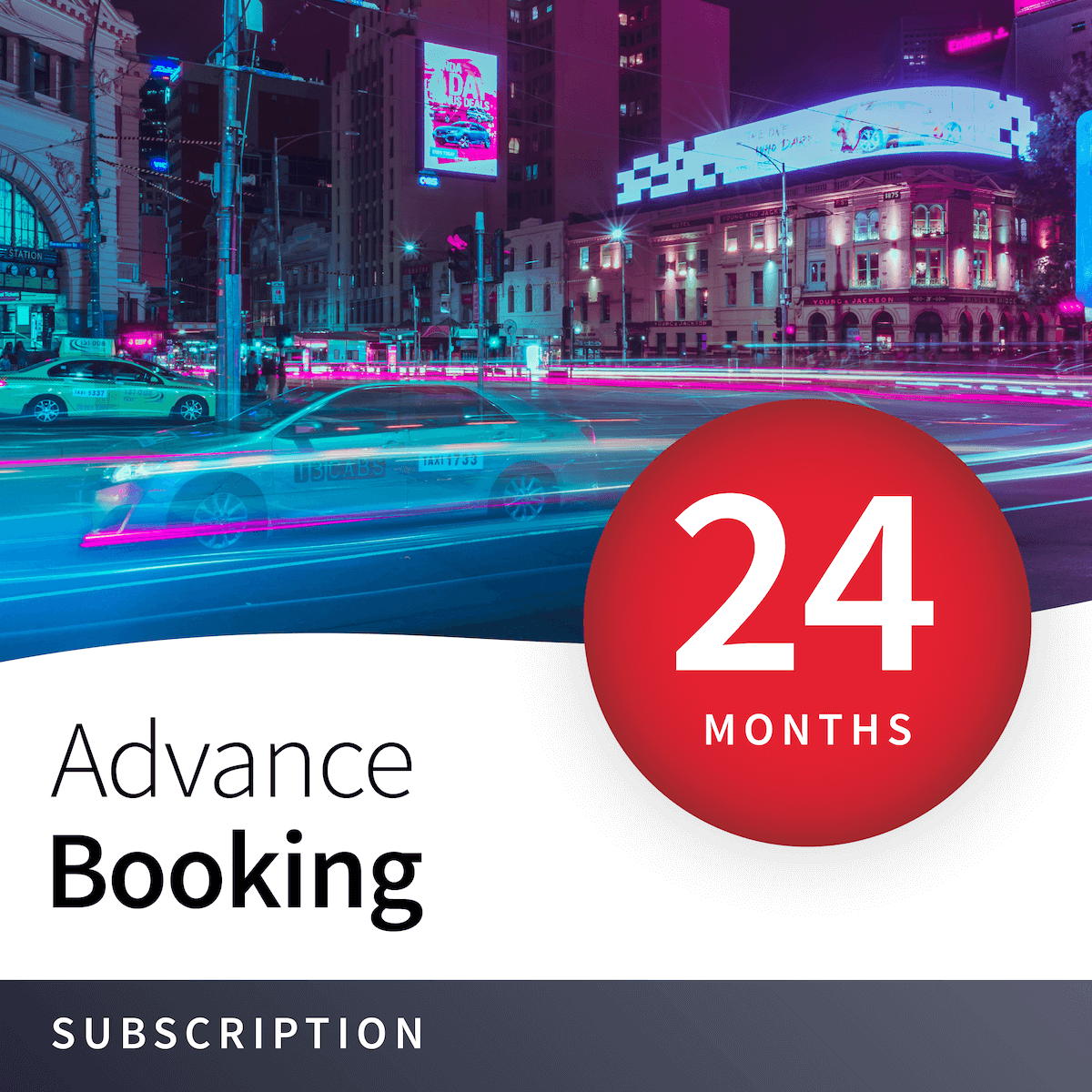 Priority Advance Booking - 24 Months 16