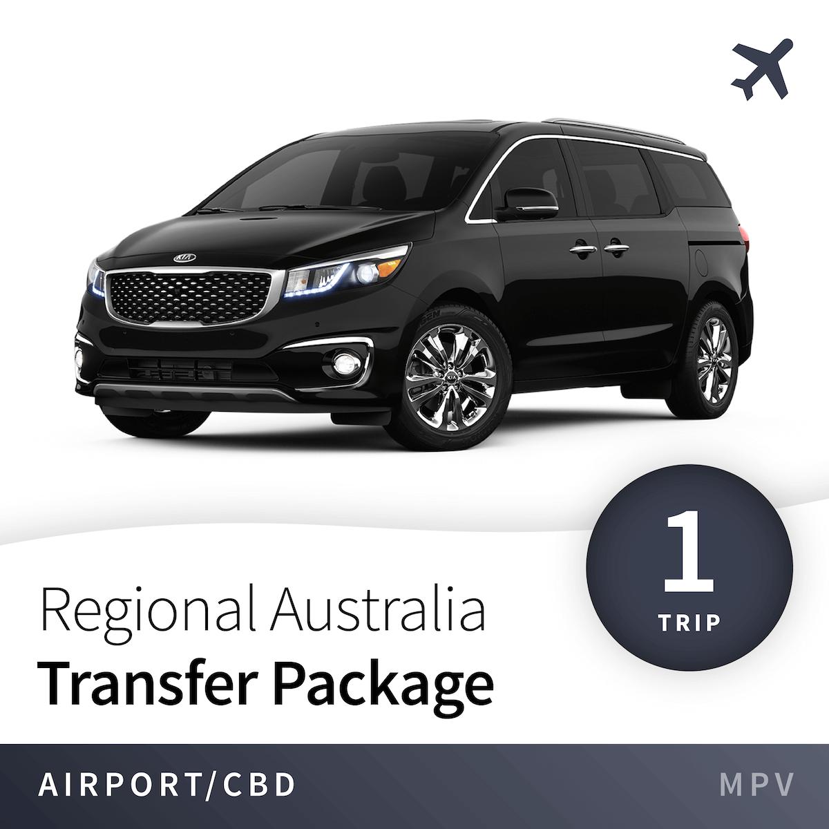 Regional Airport Transfer Package - MPV (1 Trip) 17