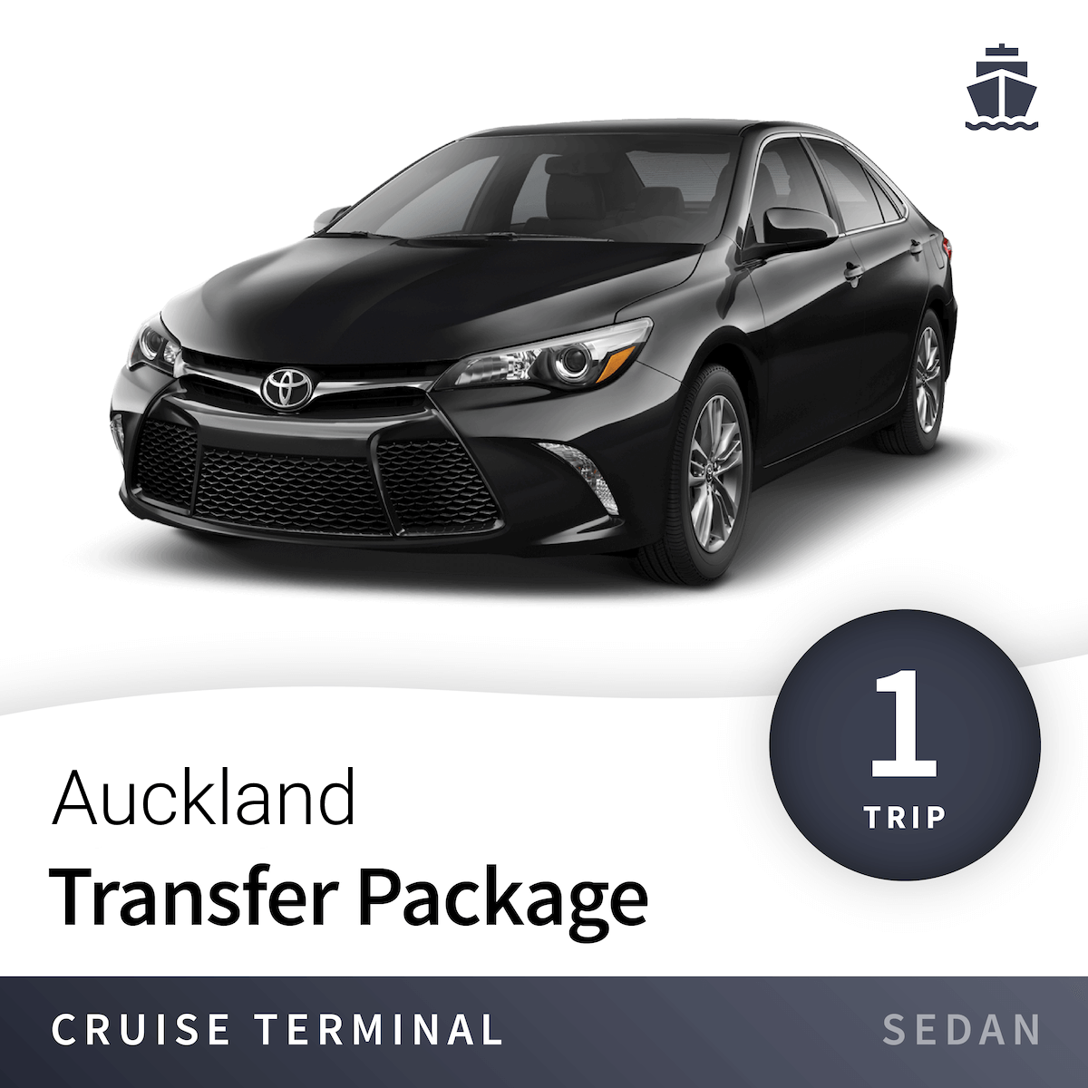 Auckland Cruise Terminal Transfer Package – Sedan (1 Trip) 3
