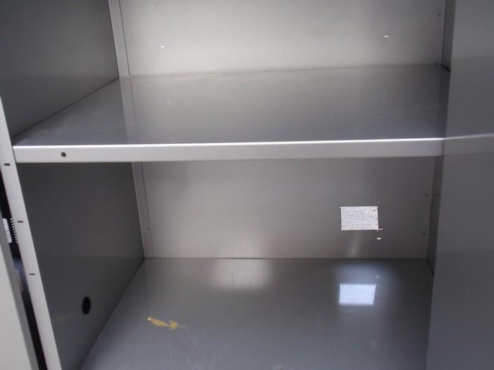 Kommode Metall Silber 2021
