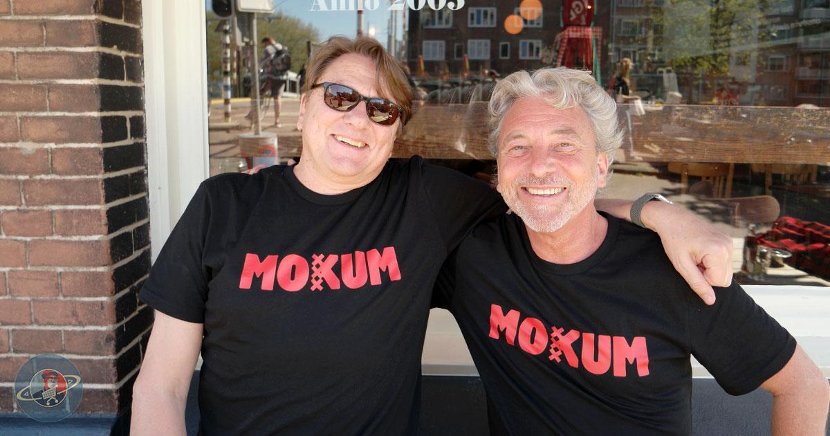 Mokum Shirt Weer Op Voorraad