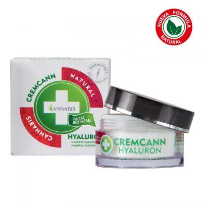 Annabis Cremcann Hyaluron de cannabis