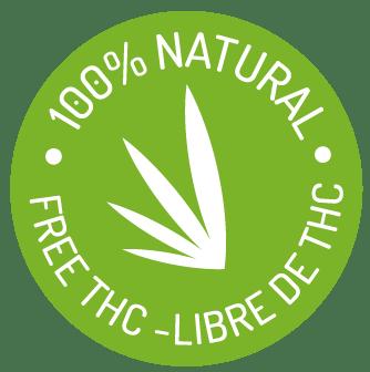 Producto libre de THC