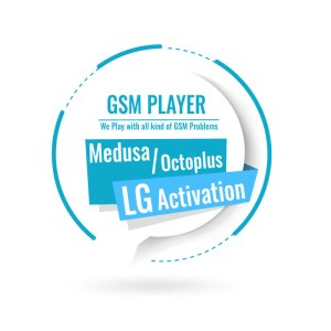 LG Activation for Medusa Pro Box/Octopus Box/Octoplus Box