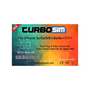 Turbo Sim For IPhone 5/5C/5S/SE/6/6+/6S/6S+/7/7+