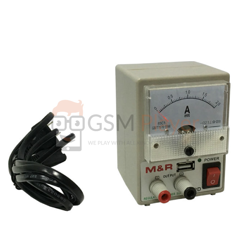 M&R Mini Power Supply