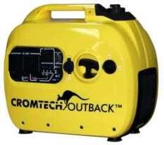 Crommelins 2400w Inverter Generator
