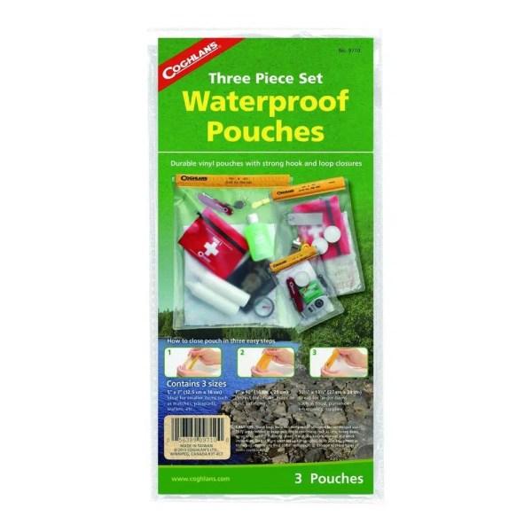 waterproof pouch