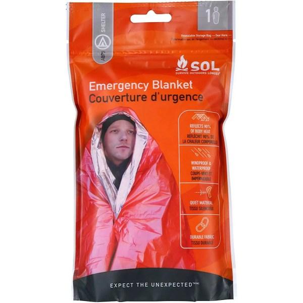 Adventure Medical Kits Emergency Blanket