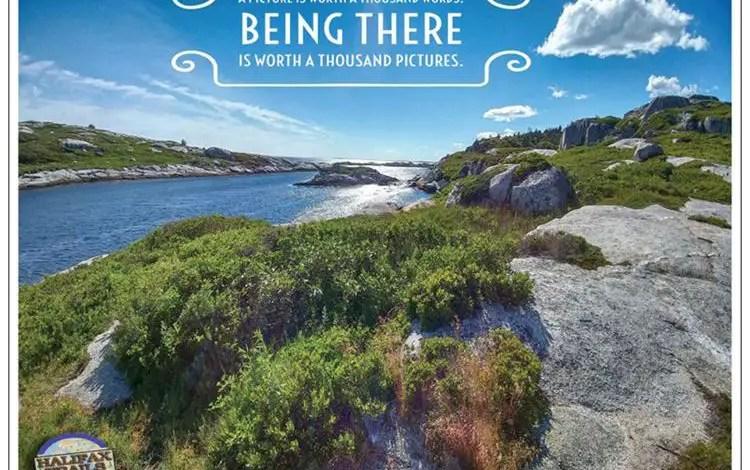 Postcards – Polly's Cove. Halifax, Nova Scotia