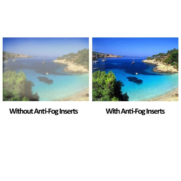 Anti-Fog Inserts for GoPro