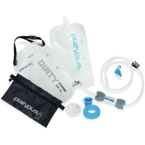 Platypus GravityWorks 4.0 Liter High-Capacity Water Filter System for Group Camping and Emergency Preparedness