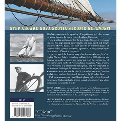 Bluenose: On board a legend