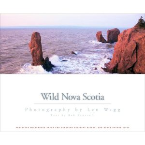 Wild Nova Scotia Book