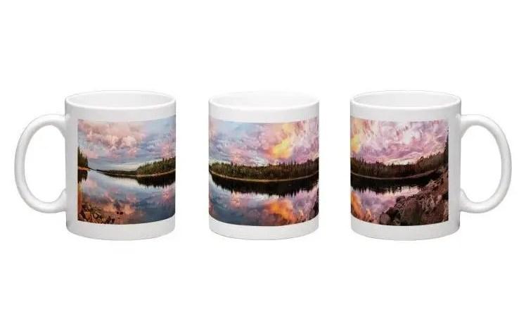 Coffee Mug – Long Lake Provincial Park