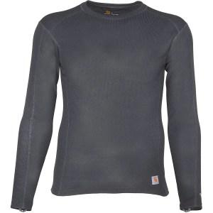 Carhartt Mens Base Force Midweight Classic Thermal Base Layer Long Sleeve Shirt Base Layer