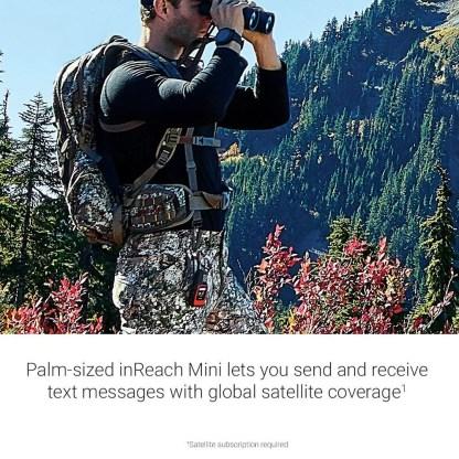 Garmin inReach Mini - Lightweight and Compact Satellite Communicator