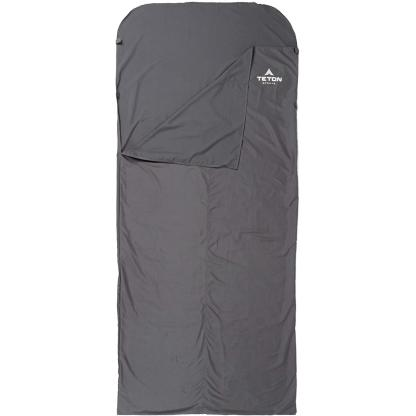 TETON Sports Sleeping Bag Liner; A Clean Sheet Set Anywhere You Go; Perfect for Travel, Camping
