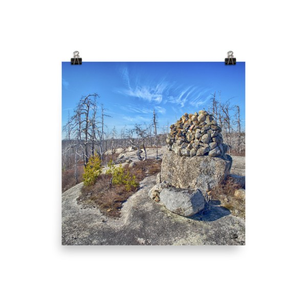 purcell's cove backlands halifax photo print