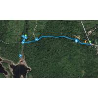 Pockwock Falls GPS Files (gpx & kml)