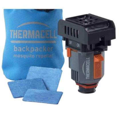 Thermacell Mosquito Area Repellent Backpacker (2nd Gen.)