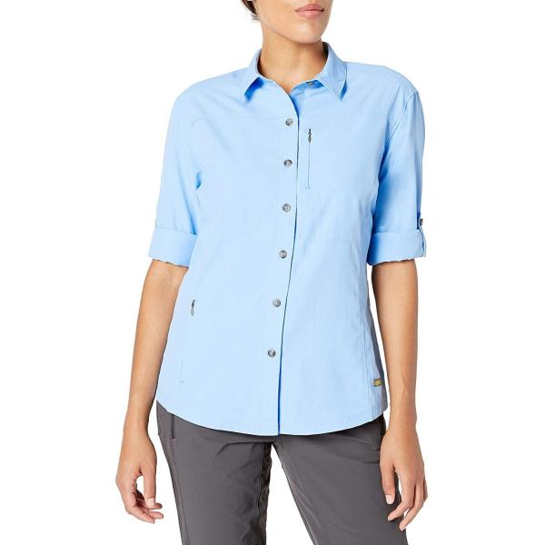 Solstice Apparel Women's Insect Repellent Long Sleeve Shirt