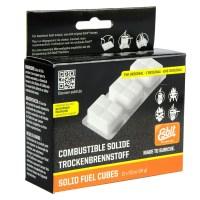 Esbit 1300-Degree Smokeless Solid 14g Fuel Tablets
