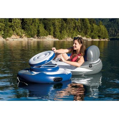 Intex Mega Chill Inflatable Floating Cooler, 35 inch