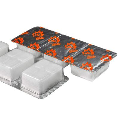 Esbit 1300-Degree Smokeless Solid 14g Fuel Tablets for Backpacking, Camping, and Emergency Prep