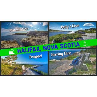 Halifax, Nova Scotia Coastal Scenery Prints & Accessories