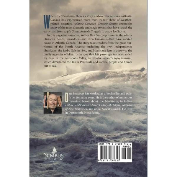 Atlantic Canada's Greatest Storms Paperback