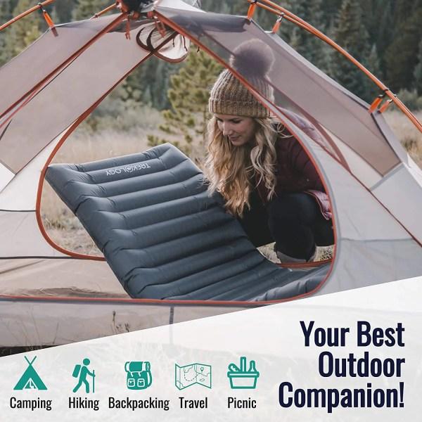 Trekology UL Camping Mat, Sleeping Pad