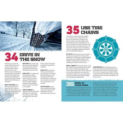 The Winter Survival Handbook: 157 Winter Tips and Tricks Paperback