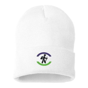 hiking hiker beanie winter hat