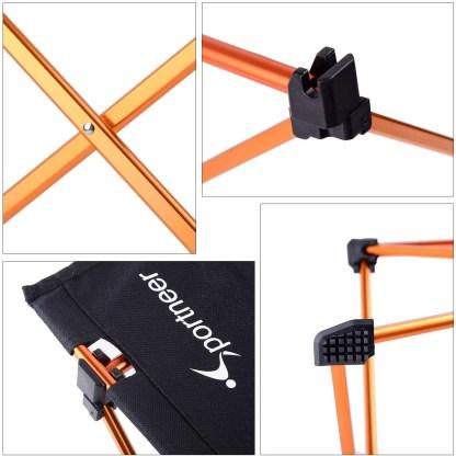Sportneer Portable Folding Table