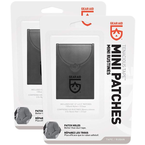 Gear Repair Patches - GEAR AID Tenacious Tape Mini
