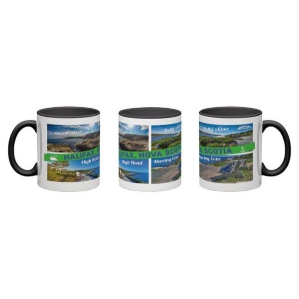 Halifax Nova Scotia Coffee Mug