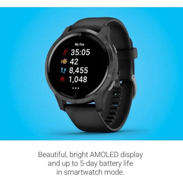 Garmin Venu, GPS Smartwatch