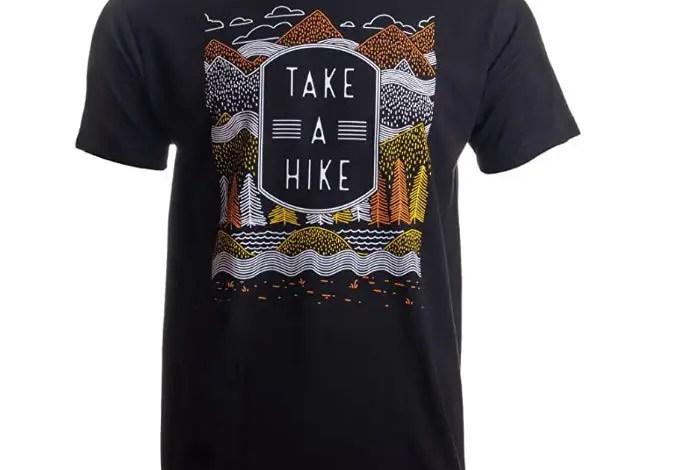 'Take a Hike' Graphic Tee