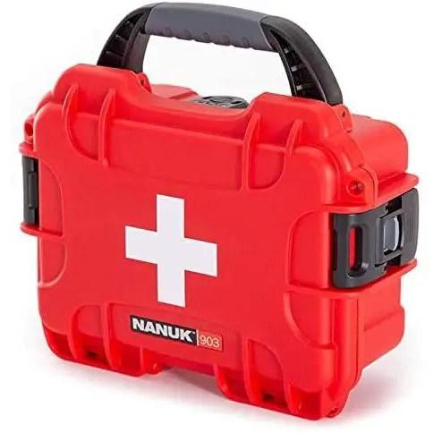 Nanuk 968 Waterproof Hard Case with Wheels Empty