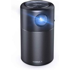 Nebula Capsule, by Anker, Smart Wi-Fi Mini Projector