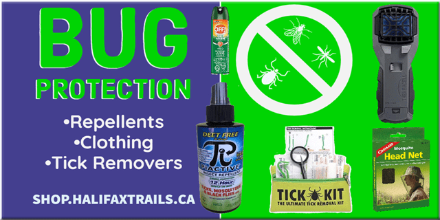 Mosquito, Tick & Black Fly Protection Gear